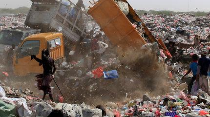 """""""Oxfam"""": 26 turtingiausieji valdo tokį pat turtą, kaip ir neturtingiausioji pusė žmonijos"""