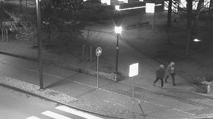 Šiaulių policija aiškinasi, kas išniekino prakartėlę: šie vaikinai gali žinoti atsakymą