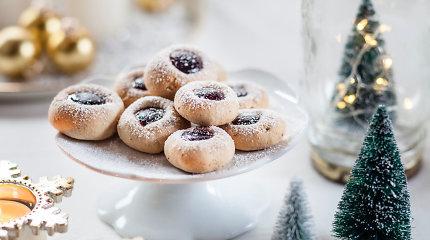 Paprasti kalėdiniai sausainiai, kurie patiks kiekvienam. 5 puikūs receptai