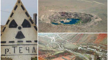 10 radioaktyviausių vietų pasaulyje