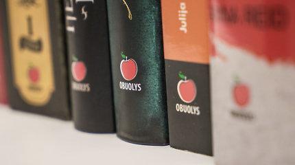 """""""Obuolio"""" knygas leidusi įmonė bankrutuoja, bet prekės ženklas – jau kitose rankose"""