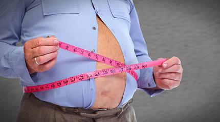 Dėl nukarusio pilvo ir barnių su sutuoktiniu kaltas antinksčių nuovargis