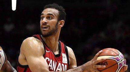 Lietuvos varžovė Kanada gavo antausį nuo Nigerijos