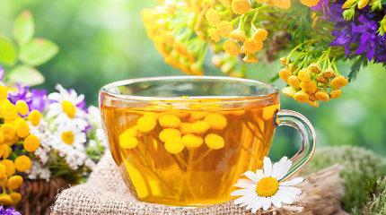 Paprastas ir natūralus organizmo valymo būdas su žolelių arbata