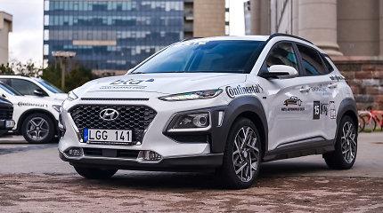 """Išrinkite """"Tautos automobilį"""": hibridinė """"Hyundai Kona"""""""