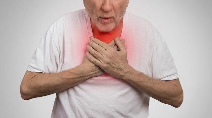 Klastinga plaučių liga: simptomų ilgą laiką nerodo, bet bronchus ir plaučius pažeidžia negrįžtamai