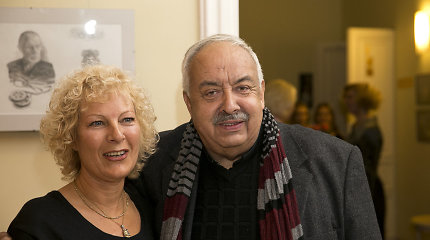 Adolfas ir Viola Večerskiai