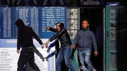 Nepalas dėl įtariamo kibernetinio sukčiavimo areštavo 122 Kinijos piliečius
