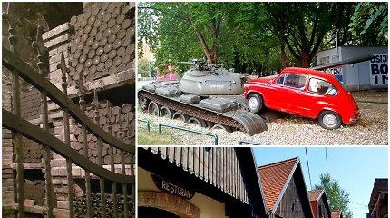 8 priežastys aplankyti Slavoniją
