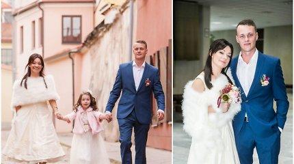 """Rūta Lukoševičiūtė mini medvilninių vestuvių sukaktį: """"Visoms galiu palinkėti tokio vyro kaip Marius"""""""