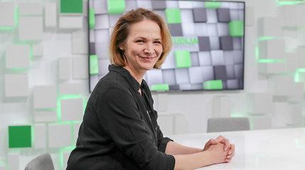 """15min studijoje vyko pokalbis su filmo """"100 metų kartu"""" režisiere Edita Kabaraite"""