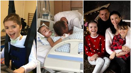 """Neįtikėtina mamos kova už dukros gyvybę: """"Nusimeti silpnumą ir stoji kovoti su kalaviju"""""""