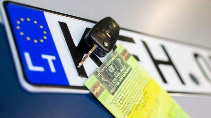 """5 patarimai: kaip išvengti nemalonumų """"Regitroje"""" registruojant automobilį"""