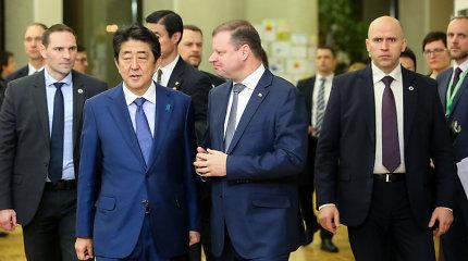 """S.Skvernelis: Japonijos """"Hitachi"""" gali dalyvauti sinchronizacijos projekte"""