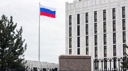 Degtinė, ikrai, arbūzas nuo Fidelio ir baisios dainos: kaip rusų diplomatai ilsėjosi vilose JAV