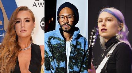 """Pasisekė labiau nei The Weeknd: kas tie 8 """"Grammy"""" išrinktieji, į kuriuos verta atkreipti dėmesį?"""