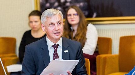 P.Urbšys siūlo sumažinti kartelę koalicijoms savivaldos rinkimuose