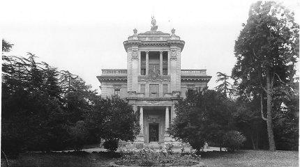 Villa Lituania – kokias paslaptis slepia dramatiška tarpukario Lietuvos ambasados Romoje istorija