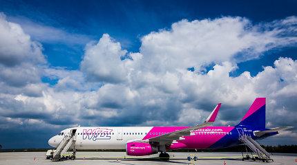 """""""Wizz Air"""" skelbia bilietų išpardavimą: siūlo įsigyti 20 proc. pigiau"""