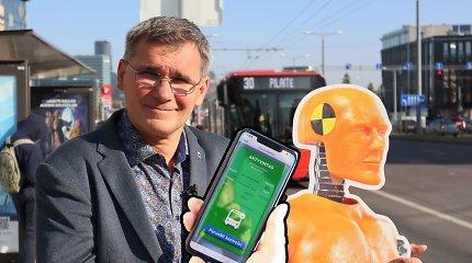 Patikrinome: ar pasiteisino 15 sek. elektroninio bilieto taisyklė Vilniaus viešajame transporte