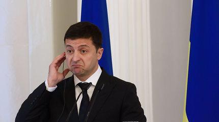 Korupcija kaltinami Ukrainos parlamentarai sutiko pasitikrinti melo detektoriumi