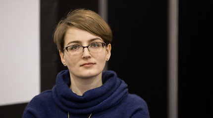 Jūratė Čerškutė: Apie dvarų atkūrimą, deadline'o palaimą ir norą skaityti sau