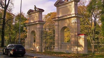 Barokinis parkas Vilniui. Ar įmanoma prikelti Sapiegų didybę?