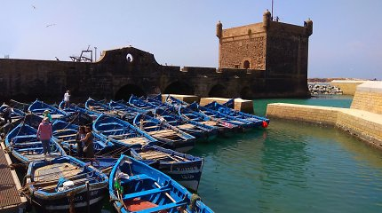 Kelionių po egzotišką Maroką akimirkos