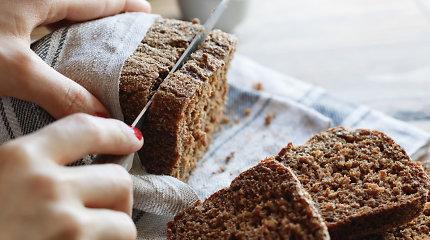 Naminės duonos diena: 15 receptų pradinukams ir pažengusiems