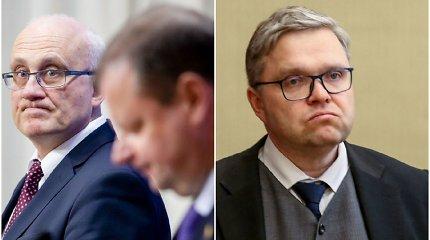 Trupa valdančiųjų vienybė – nepasitikėjimas V.Vasiliausku sugriuvo, partneriai atsuko nugarą