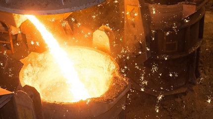 Artėja taršiosios plieno pramonės pabaiga? Pirmąkart kaip kuras panaudotas vandenilis