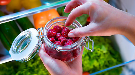 Kaip šaldytuve ilgiau išsaugoti maisto šviežumą?
