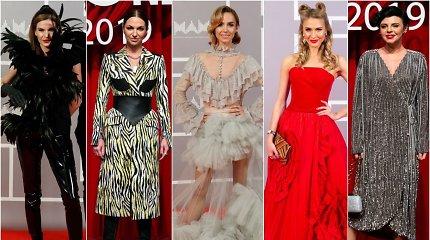 Lietuviško raudonojo kilimo moterų stilius: kokios tendencijos vyrauja?