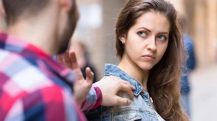 """Psichologė apie liguistą persekiojimą: """"Nutraukę santykius neikite į pasiaiškinimo seansus"""""""