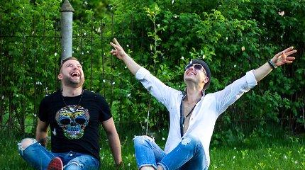 """""""Patruliai"""" įrašė naują S.Povilaičio hito versiją: """"Maestro mums yra davęs daug pamokų"""""""