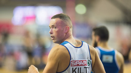 "R.Kilty po D.Dzindzaletaitės fiasko Europos čempionate: ""Ji grįš stipresnė"""