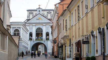 Lenkija norėtų, kad Aušros Vartų rekonstrukciją stebėtų restauravimo ekspertai