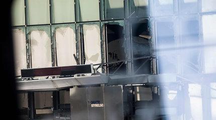 Danijos policija tiria sprogimą mokesčių inspekcijoje Kopenhagoje