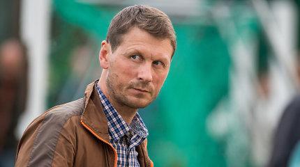 """""""Sūduvos"""" varžovų treneriu tapęs Tomas Ražanauskas: """"Viskas buvo netikėtai"""""""