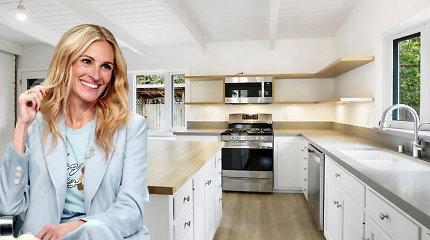 Julia Roberts išnuomoja namą Malibu: pas žvaigždę gyventi galima už 10,5 tūkst. dolerių per mėnesį