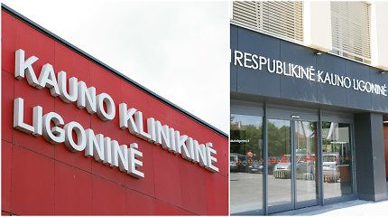 Kauno ligoninių jungimas įgauna pagreitį: įstaiga veiks nauju pavadinimu – LSMU Kauno ligoninė