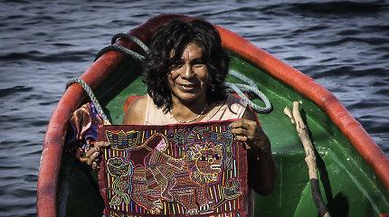 Kitokia Panama. Salos, kuriose vyrai trokšta būti moterimis