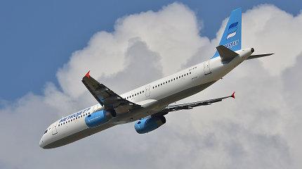 Bulgarijos sostinėje avariniu būdu nusileido iš Kretos į Lenkiją skridęs lėktuvas