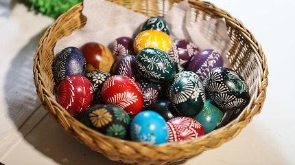 Senosios lietuviškos Velykų tradicijos, arba Viskas prasideda iš kiaušinio