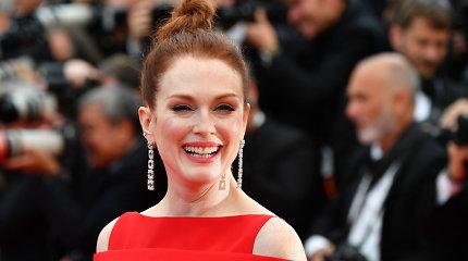 """Oskaro"" laureatė Julianne Moore imasi tikros operos dramoje ""Bel Canto"""