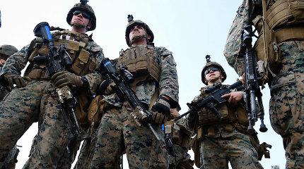 JAV nori sumažinti karinį buvimą Afrikoje, sako aukšto rango amerikiečių karininkas