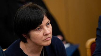 E.Žiobienė paskirta vaiko teisių apsaugos kontroliere trečiai kadencijai