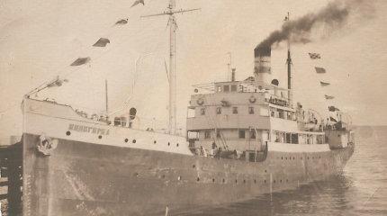 """""""Nereikėjo manęs gelbėti"""". Sovietinio """"Titaniko"""" žūtis prie Japonijos krantų"""