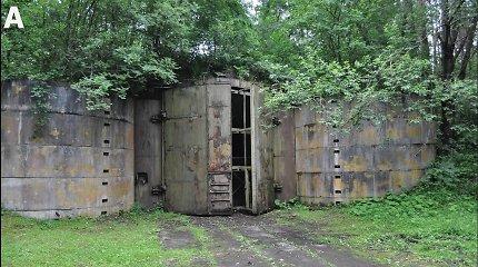Lenkijoje buvo surasti slapti branduoliniai bunkeriai, nes sovietai padarė dvi klaidas