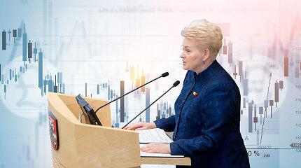 10 Dalios Grybauskaitės prezidentavimo metų. Trys įvykiai, sudrebinę ledo karalystę
